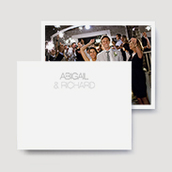 Gallery Wedding Thank You Cards