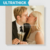 Ultrathick Panoramic Photo Book