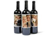 9 Photo Wine Labels