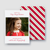 Candy Cane Stripe   Ultrathick