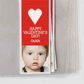 Valentine Goodie Bags For Kids