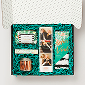 Mother's Day SpaPersonalized Gift Box