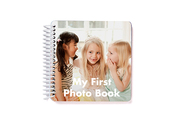 My First Photo Book (Glossy/Coated)