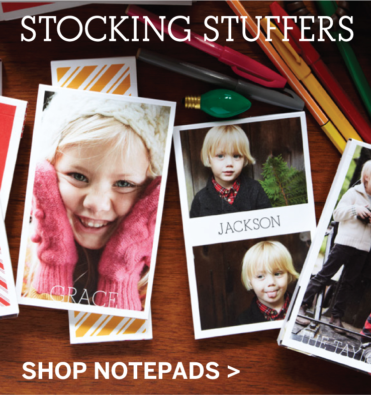 Stocking Stuffers | Shop Notepads