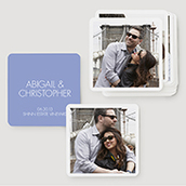 pinhole-press-modern-wedding-square-coaster-purple-waterfall