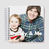 Pinhole Press Daddy and Me Board Book