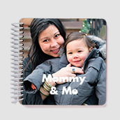 Mommy and Me Minibook