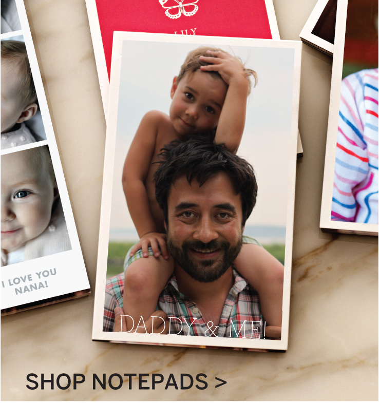 Shop Notepads
