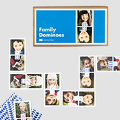 Family Dominoes, Waterfall