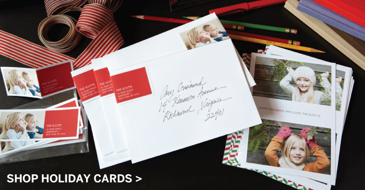 Show Holiday Cards