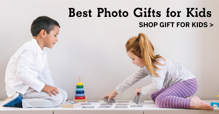 Shop Photo Gifts for Kids