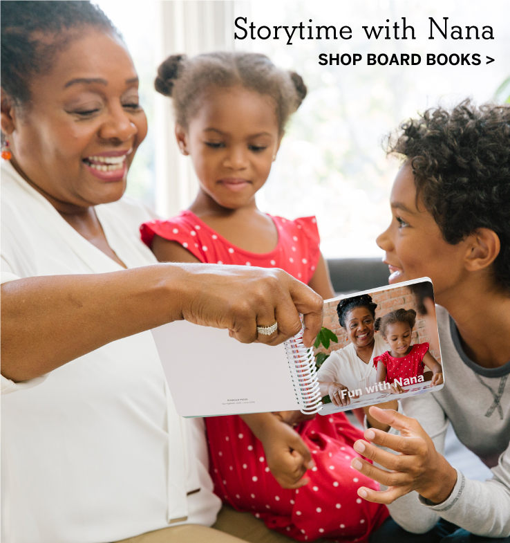 Story Time with Nana, Shop Board Books