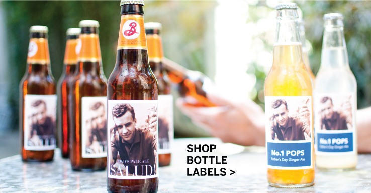 Shop Bottle Labels