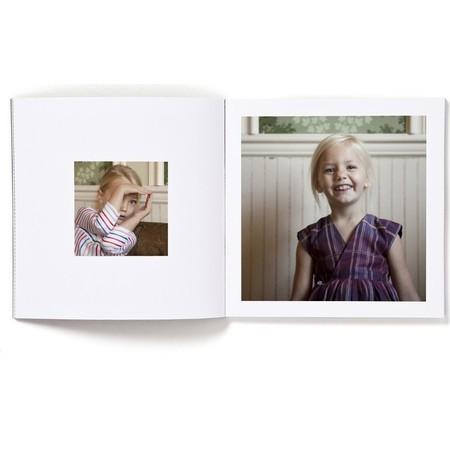 Marquee Monogram Softcover Photo Book