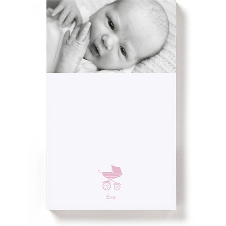 Magnetic Notepad with Stroller