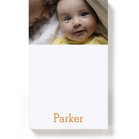 Magnetic Notepad with Name