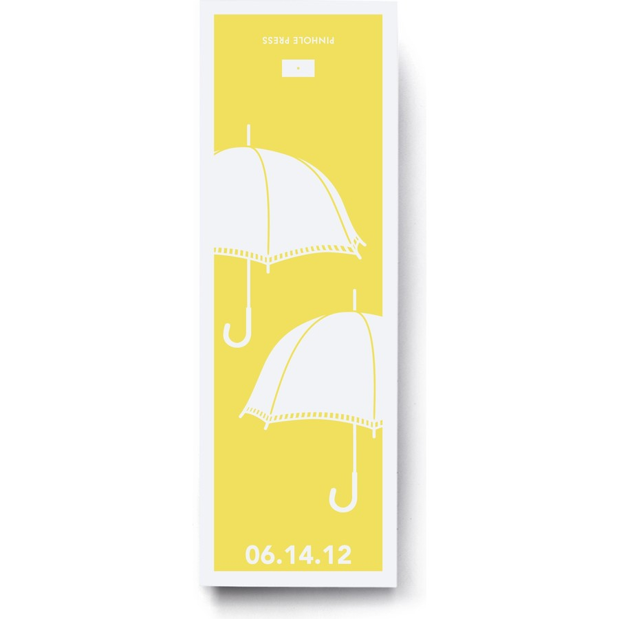 Sunny Umbrellas Gift Labels/Bags