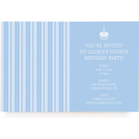 Icon Series Invitation