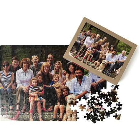 252-Piece Photo Puzzle - Horizontal