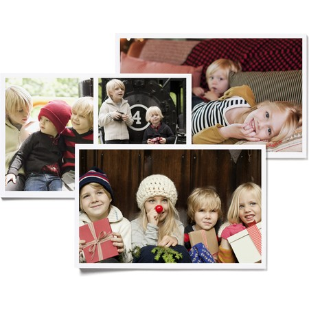Large Photo Wall Decal Set