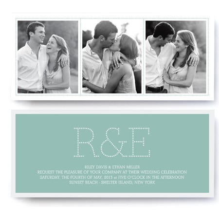 Marquee Premium Wedding Invitation
