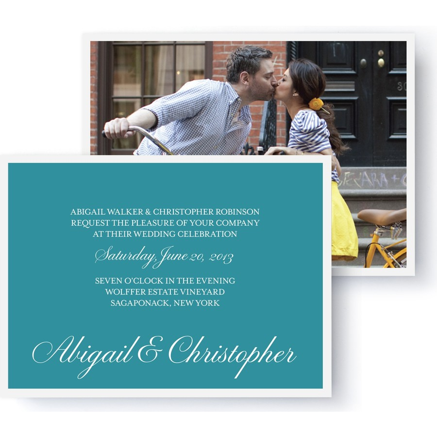 Jolie Wedding Invitation