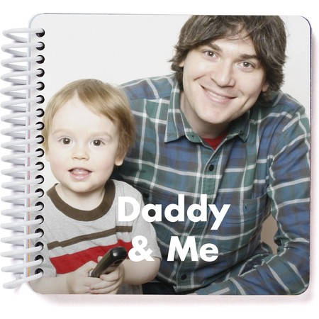 Daddy and Me Board Book