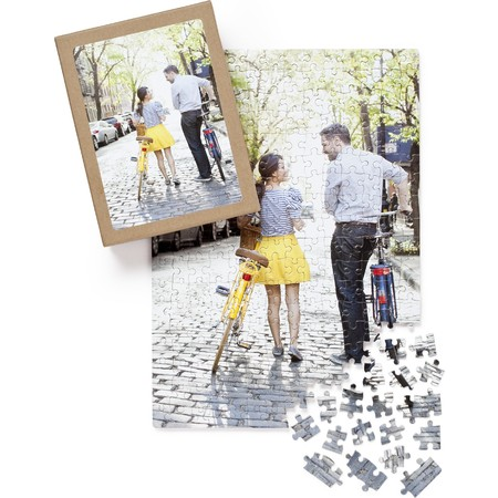252-Piece Photo Puzzle - Vertical