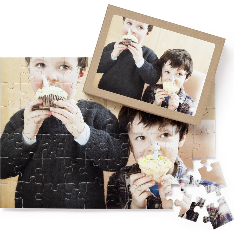 60-Piece Photo Puzzle - Horizontal