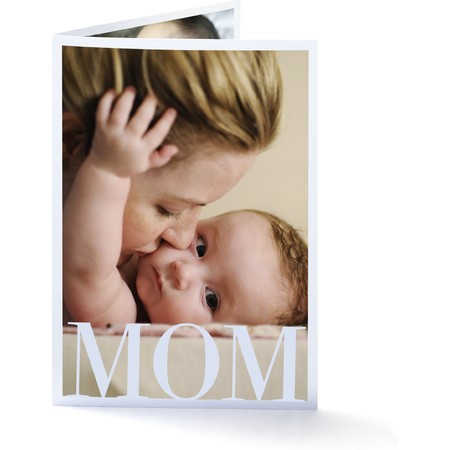 Photo Card For Mom