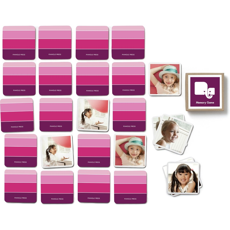 Ombre Memory Game