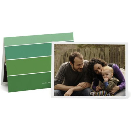 Ombre Photo Card For Dad