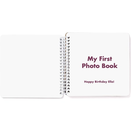 Childrens Photo Books