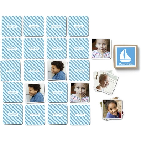 Sailboat Memory Game
