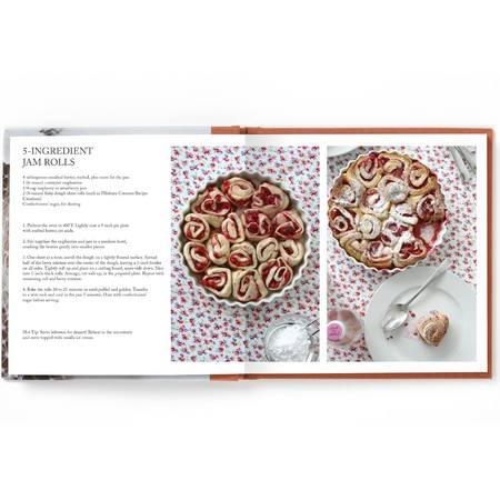 Cookbook with Classic Font