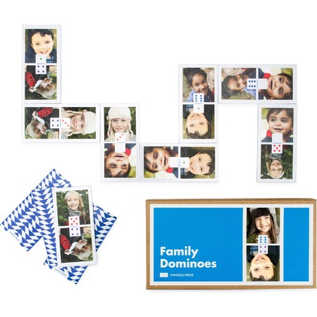 Family Dominoes Photo