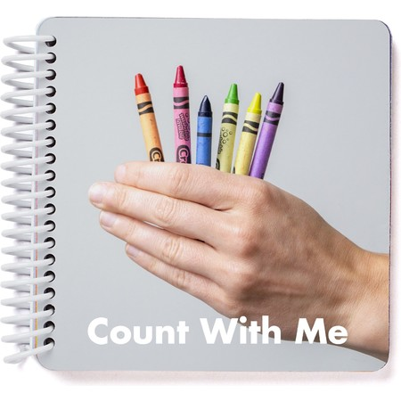 Count With Me Board Book