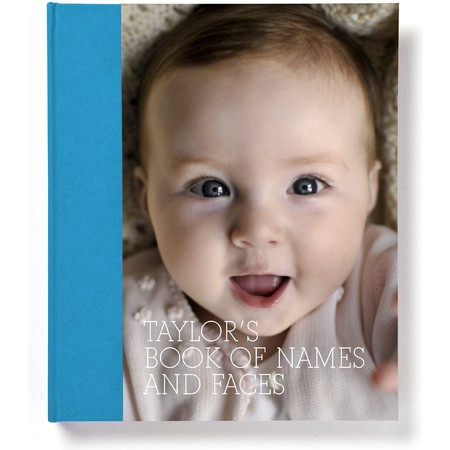 Big Book of Names and Faces