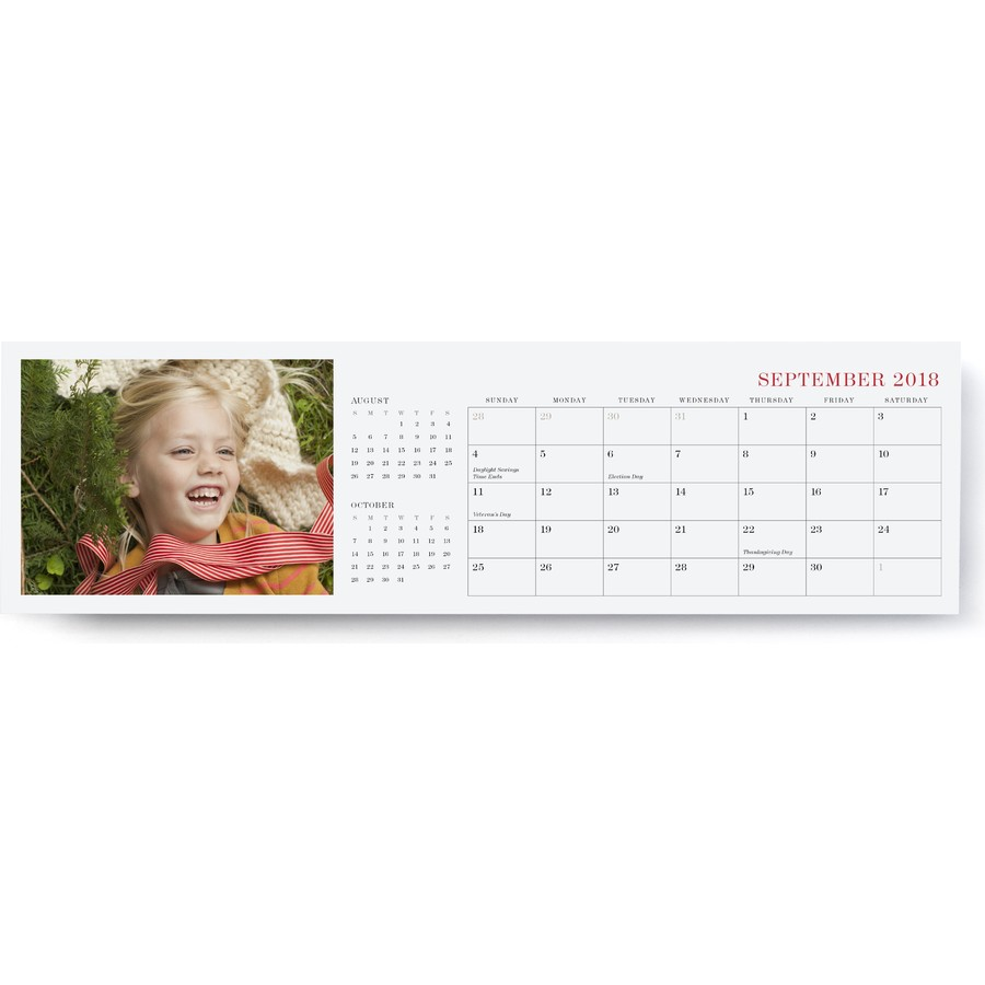 Magnetic Photo Calendar