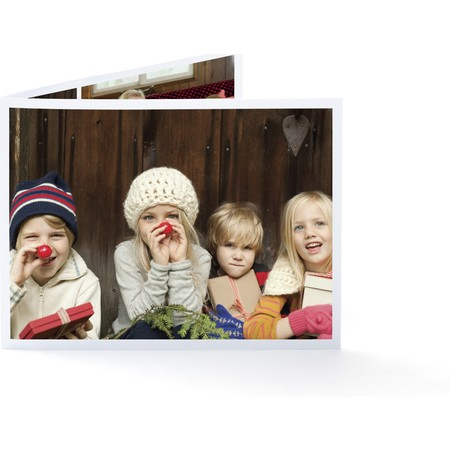 Best Holiday Wishes Photo Card