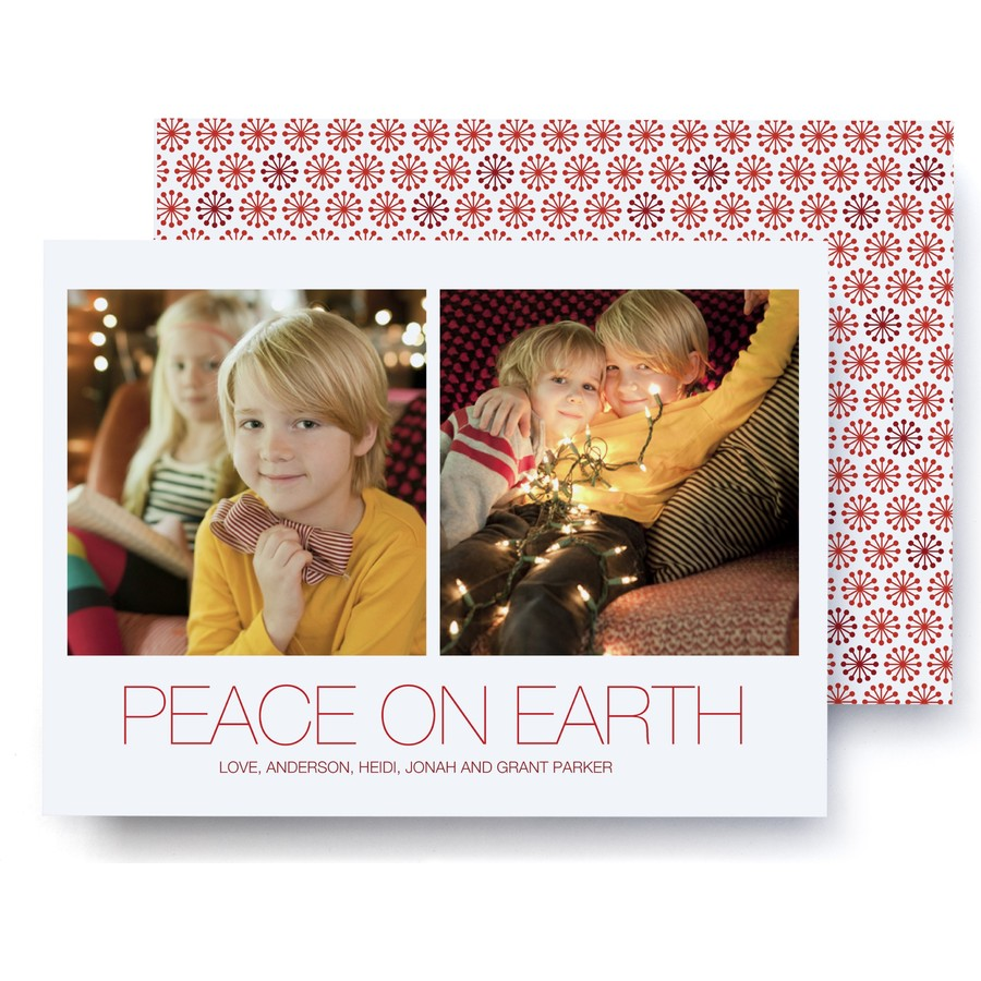 Peace On Earth   Ultrathick