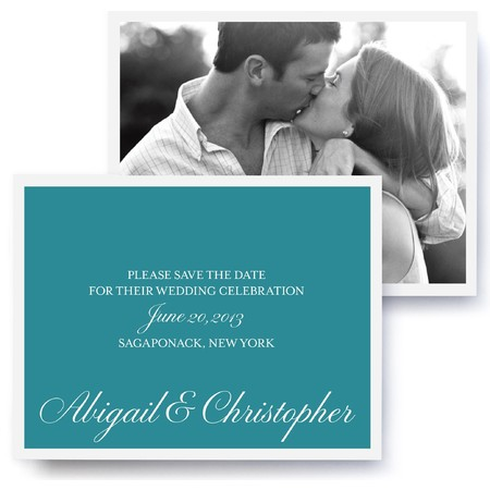 Jolie Photo Save The Date Cards