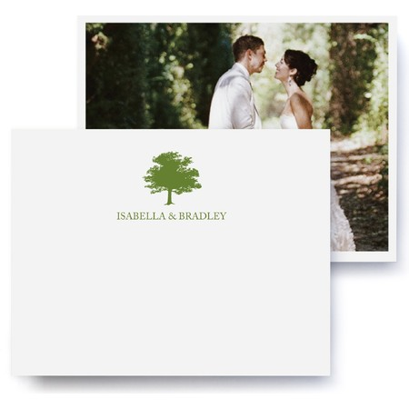 Arbor Wedding Thank You Cards