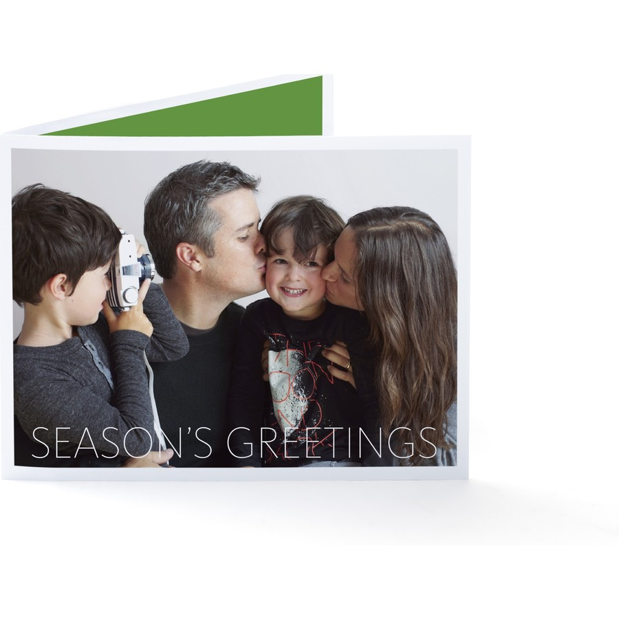 Season's Greetings   Happy Holidays Envelopes