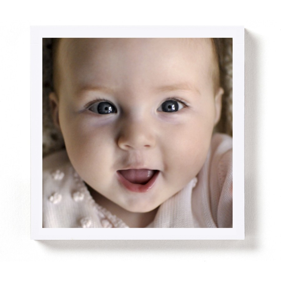 Square Photo Magnet