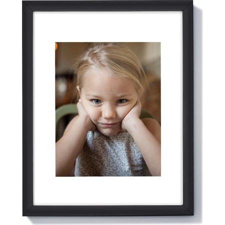 11X14 Vertical Framed Print