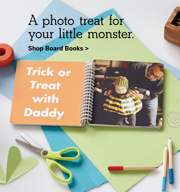 A photo treat for your little monster. Shop Board Books