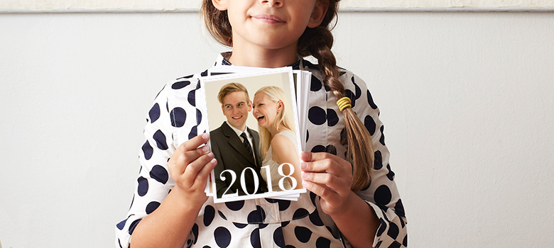 2018 New Year Holiday Cards