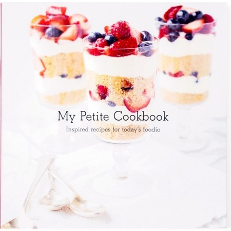 Petite Layflat Cookbook - Cover