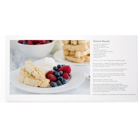 Petite Layflat Cookbook - Detail